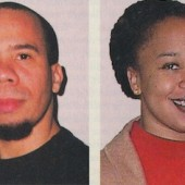 Steven Fullwood and Lela J. Sewell-Williams | Movers & Shakers 2003