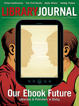 Our Ebook Future: Librarians and publishers in dialog | The Digital Shift