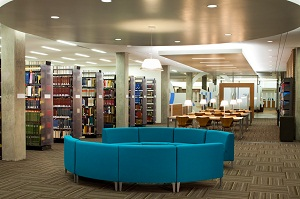 Charles Young Reading Room websized U.C. Library Renovations Double Visitors