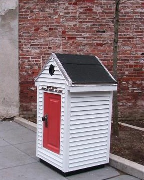 CornerLibrary Little Libraries Sprout Across the Country