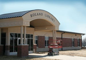 HLGU Roland Library HLGU Library To Be Dedicated April 27