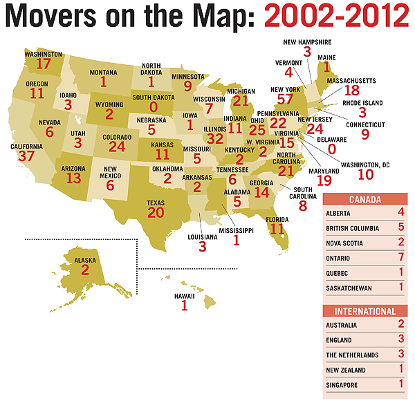 Movers2012webMap Movers on the Map 2002 2012