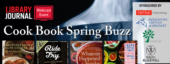 ON24 CookBook 042412 Cook Book Spring Buzz