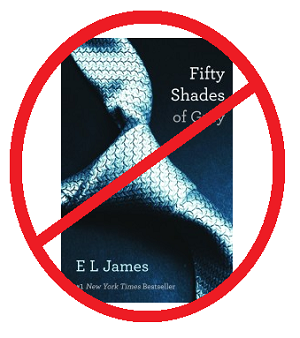 FiftySahdesBan Florida County Pulls Fifty Shades of Grey From Shelves