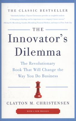 dilelmma The Innovator's Dilemma – what it means for libraries