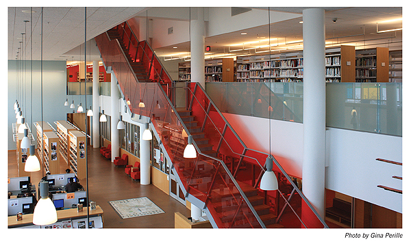 Powerful Partnerships: Shared Buildings | Library by Design, Spring 2012