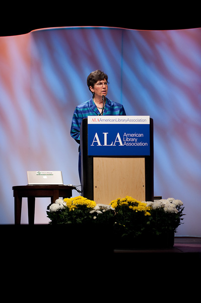 DSC0316 Photo Gallery: A Look at the ALA Annual Conference, Day 1 | ALA Annual 2012
