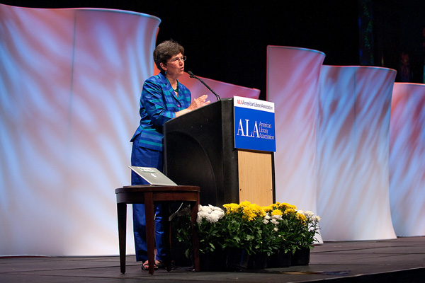 DSC0344 Photo Gallery: A Look at the ALA Annual Conference, Day 1 | ALA Annual 2012
