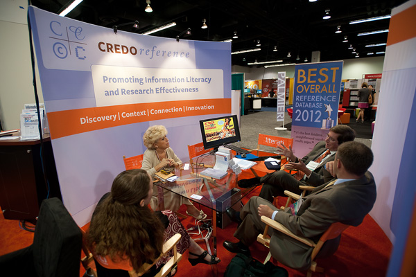DSC1290 Photo Gallery: A Look at the ALA Annual Conference, Day 3 | ALA Annual 2012