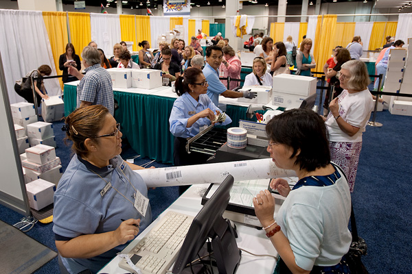 DSC1989 Photo Gallery: A Look at the ALA Annual Conference, Day 4 | ALA Annual 2012