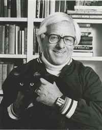Ray Bradbury Ray Bradbury, Science Fiction Writer and Library Fan, Dies at 91