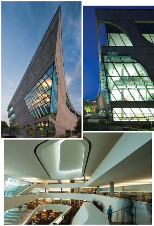 Revit case study  Phoenix Central Library   Christopher Cordell