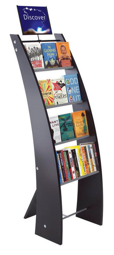 ljx120502webwhBookPods1 Whats Hot: The Latest in Library Products & Furnishings | Library by Design