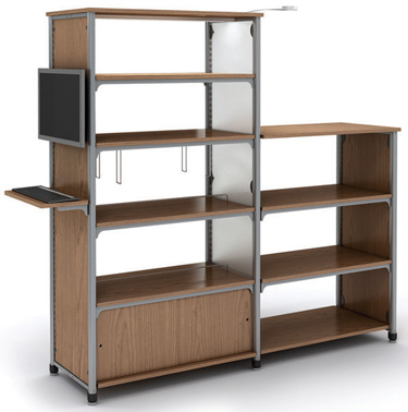 ljx120502webwhIntuitiveICShelving Whats Hot: The Latest in Library Products & Furnishings | Library by Design