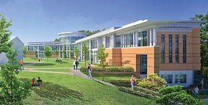 Academic Center Indiana Universities Plan New, Mixed Use Libraries
