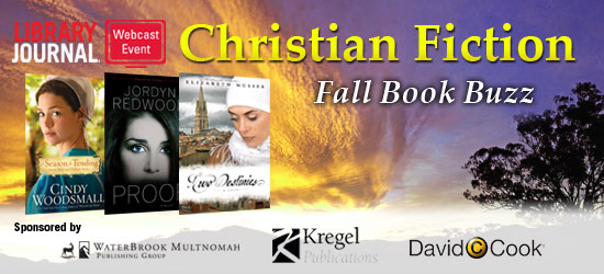On24 ChristianFiction 082312 Christian Fiction Fall Book Buzz