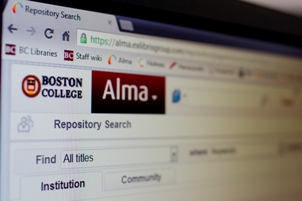 Boston College Goes Live With Ex Libris Alma