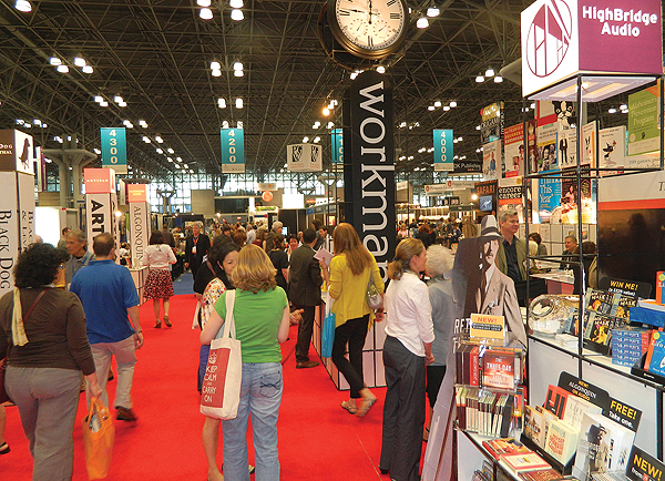 Editors Picks from BookExpo America 2012: From Magick to BBQ &amp; Backlist
