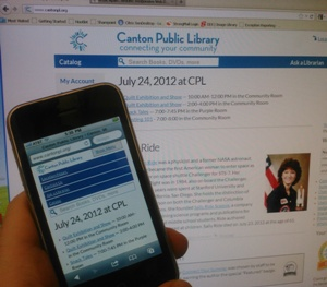 Library Websites Adapt to Smartphone Growth