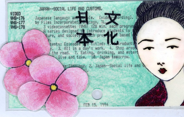 Japan Social Life and Customs Ma Blanche Larrazabal How to Host A Card Catalog Contest