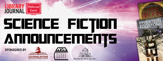ON24 ScienceFiction 091812 Science Fiction Announcements