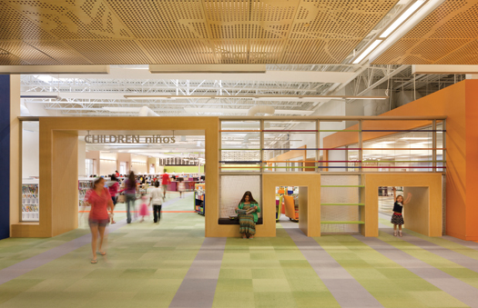How To Design Library Space With Kids In Mind By