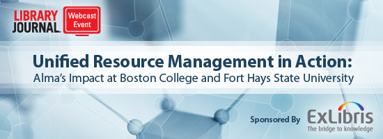 550x200Header Unified Resource Management in Action: Alma's Impact at Boston College and Fort Hays State University