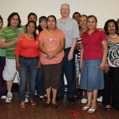 ESL students at Amarillo Public Library