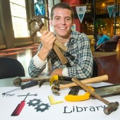 Undergrad Founds Bloomington Tool Library