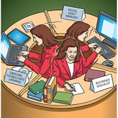 Placements & Salaries Survey 2012 Cover Image