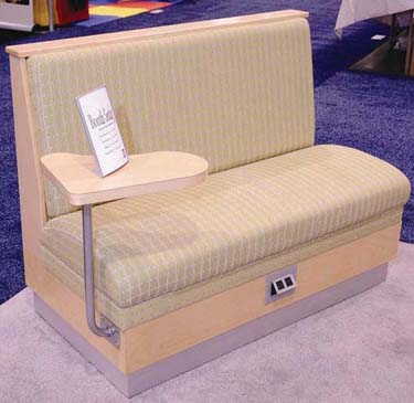 ljx120902lbdwhxwebBoothSeating1 Whats Hot: The Latest in Library Products & Furnishings | Library by Design