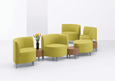 ljx120902lbdwhxwebLeafModularSeating1 Whats Hot: The Latest in Library Products & Furnishings | Library by Design