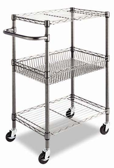 ljx120902lbdwhxwebWireRollingCart1 Whats Hot: The Latest in Library Products & Furnishings | Library by Design