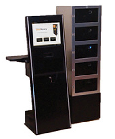 ljx120902lbdwhxwebsmartdispenser2001 Whats Hot: The Latest in Library Products & Furnishings | Library by Design