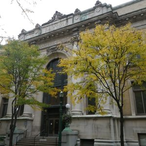 syracuselib5 Polaris To Bid On Historic Carnegie Library