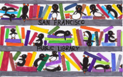 3to5 Library Card Design Contest Winners Announced by San Francisco PL
