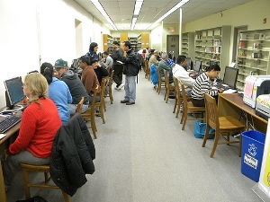 PiscatawayNJ New York City Libraries Relatively Unscathed; New Jersey Still Taking Stock