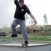 Auraria Skateboard Marketing Program Wins Gale Contest