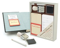 Personal Library kit Ten Awesome Gifts for Librarians | LJ Insider