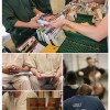 ABLE MINDS In facilities (l.– r.) from Rikers Island in New York City to the Garner Correctional Institution in Connecticut to Hennepin County, MN, librarians are helping inmates prepare. Top photo by Stephn M. Lilienthal; bottom left photos by Darren Wagner Photography