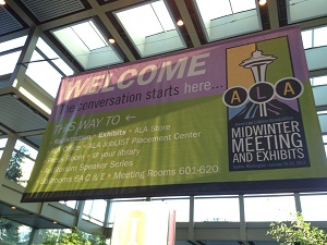 MWwelcomebanner ALA Midwinter Rundown: Ebooks, Dues, and Library/Vendor Relations