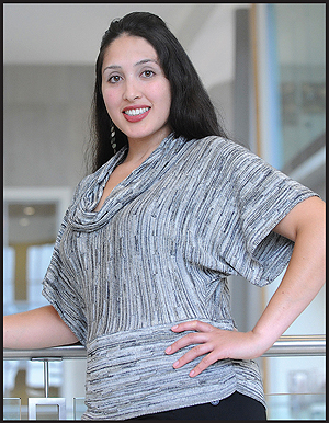 Hernandez BIG Jessica Hernandez | Movers & Shakers 2013    Community Builders