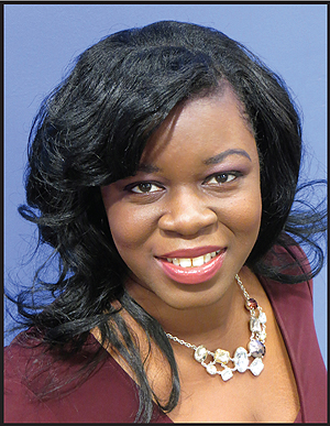 Tanisha Mitchell - Movers & Shakers 2013