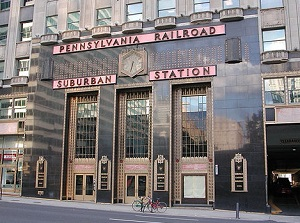 SurburbanStation1 Philly Free Library Debuts Virtual Collection at Suburban Station