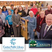 LibraryAware Community Award Winner, 2013: Canton Public Library and Canton Township, MI