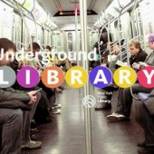 Ad Students Aim to Bring the Library to Commuters with NFC Technology