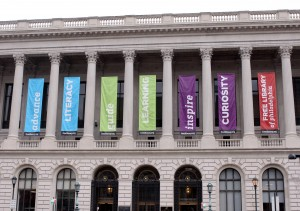 FreeLibExterior 300x211 Philly Free Library to Merge with Rare Book Specialist Rosenbach