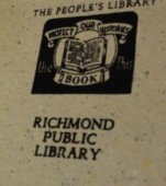 People's Library Book