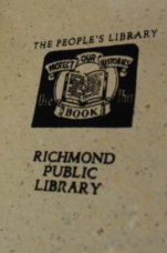PeoplesLibraryRichmond Five Great Things Libraries Are Doing With Old Books | LJ Insider