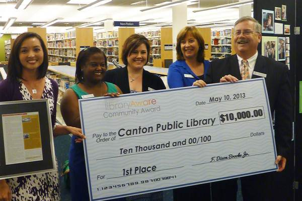 8736399920 f783e5cce6 b Gallery: LibraryAware Community Award Winners Canton Public Library and Township (MI)